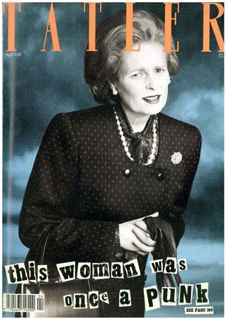 viv as thatcher